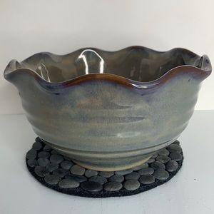 🆕🌷Gorgeous MCL Pottery Bowl Vintage